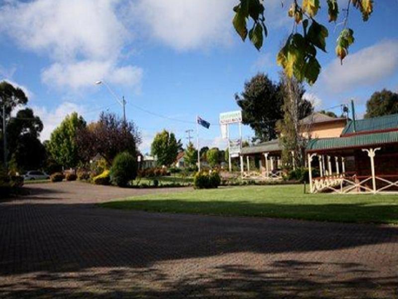 Rest Point Motor Inn - Hotell och Boende i Australien , Glen Innes