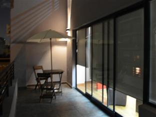 Las Cepas Hotel de Cata & Relax Buenos Aires - Balcony from Malbec Suite
