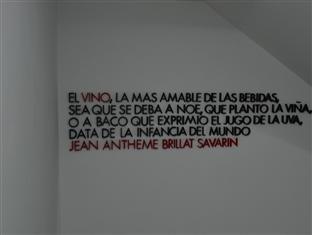 Las Cepas Hotel de Cata & Relax Buenos Aires - Stairs Phrases