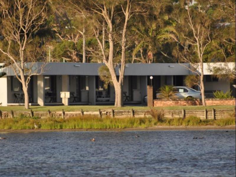 Edgewater Motel - Hotell och Boende i Australien , Ulladulla