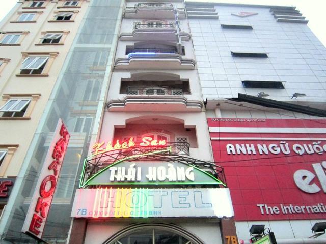 Thai Hoang Hotel - Hotell och Boende i Vietnam , Ho Chi Minh City