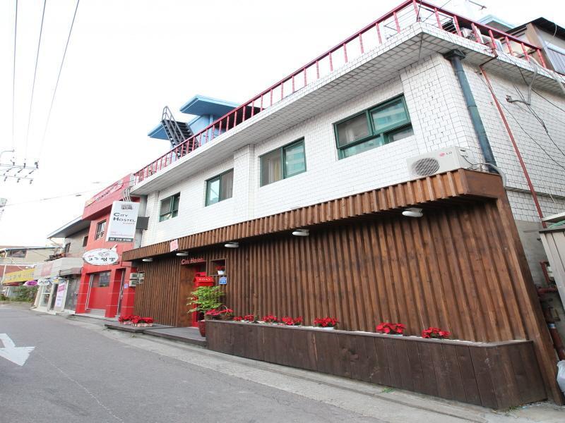 City Hostel Korea