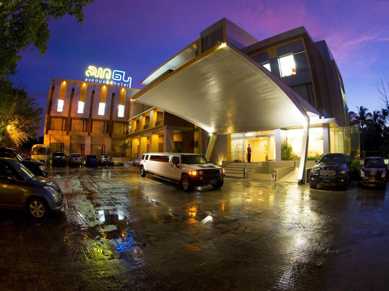 Avenue 64 Hotel - Hotels and Accommodation in Myanmar, Asia