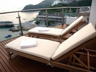 Stanley Oriental Hotel Hong Kong - Balcony/Terrace
