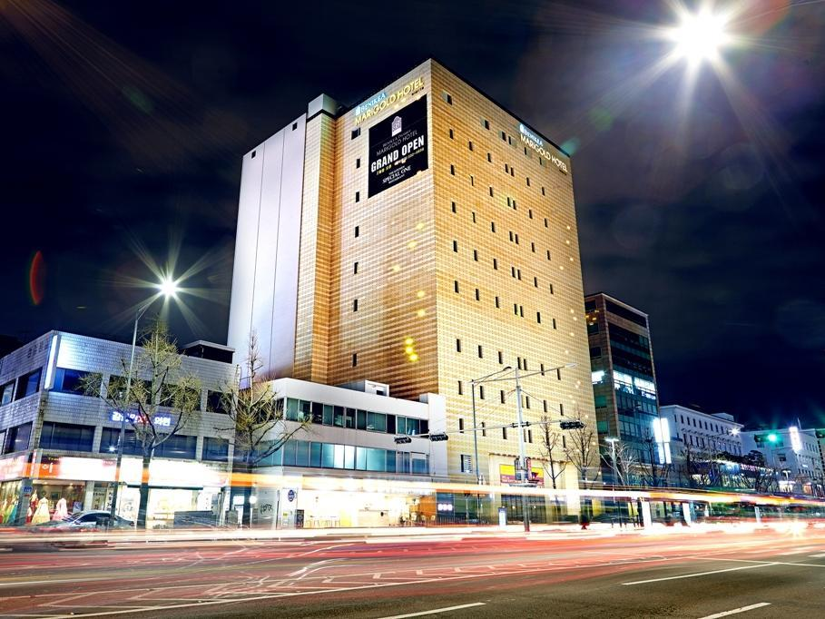 Benikea Premier Hotel Marigold - Hotels and Accommodation in South Korea, Asia