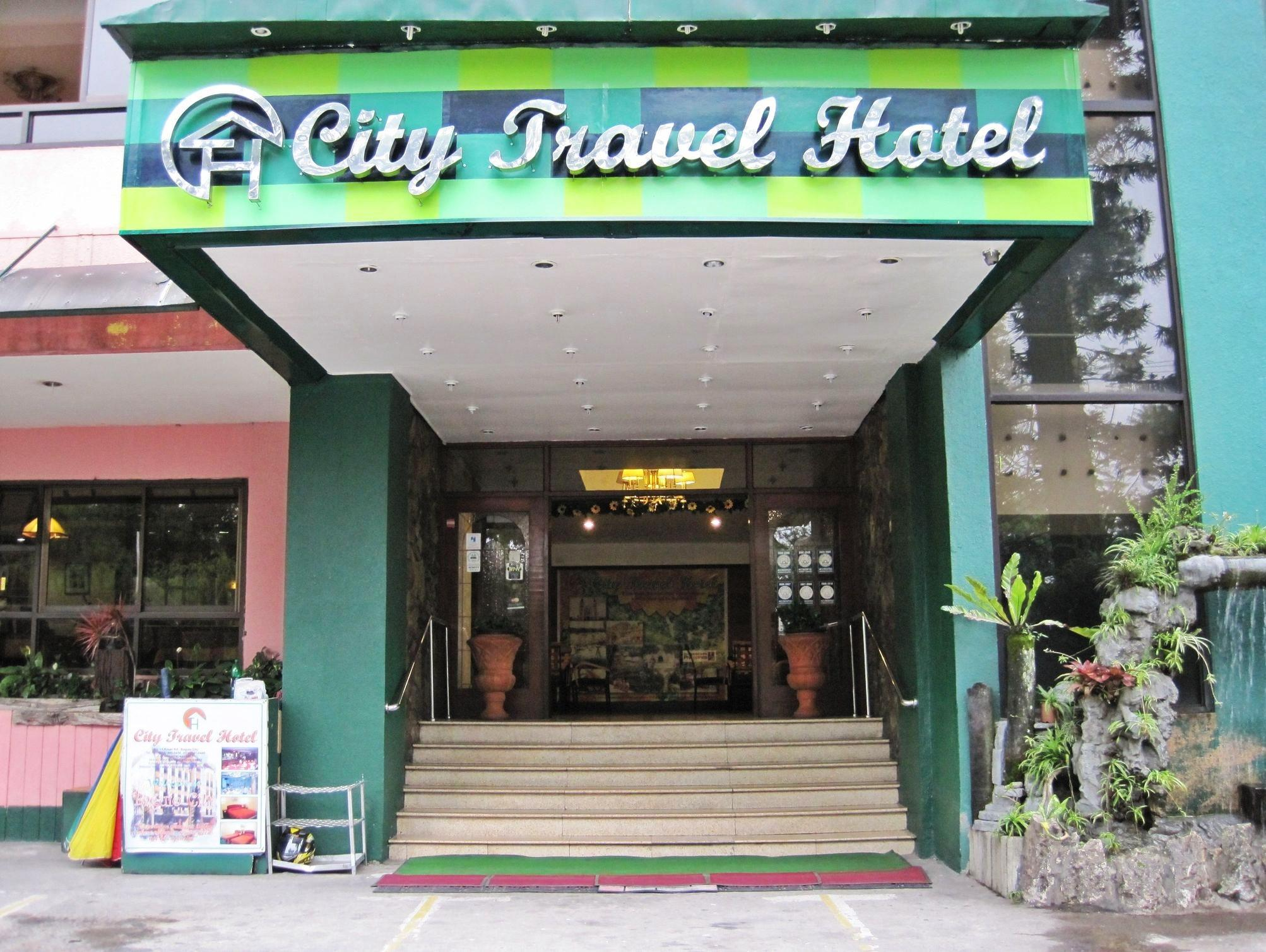 City Travel Hotel Baguio Proper Philippines Great Ed Rates