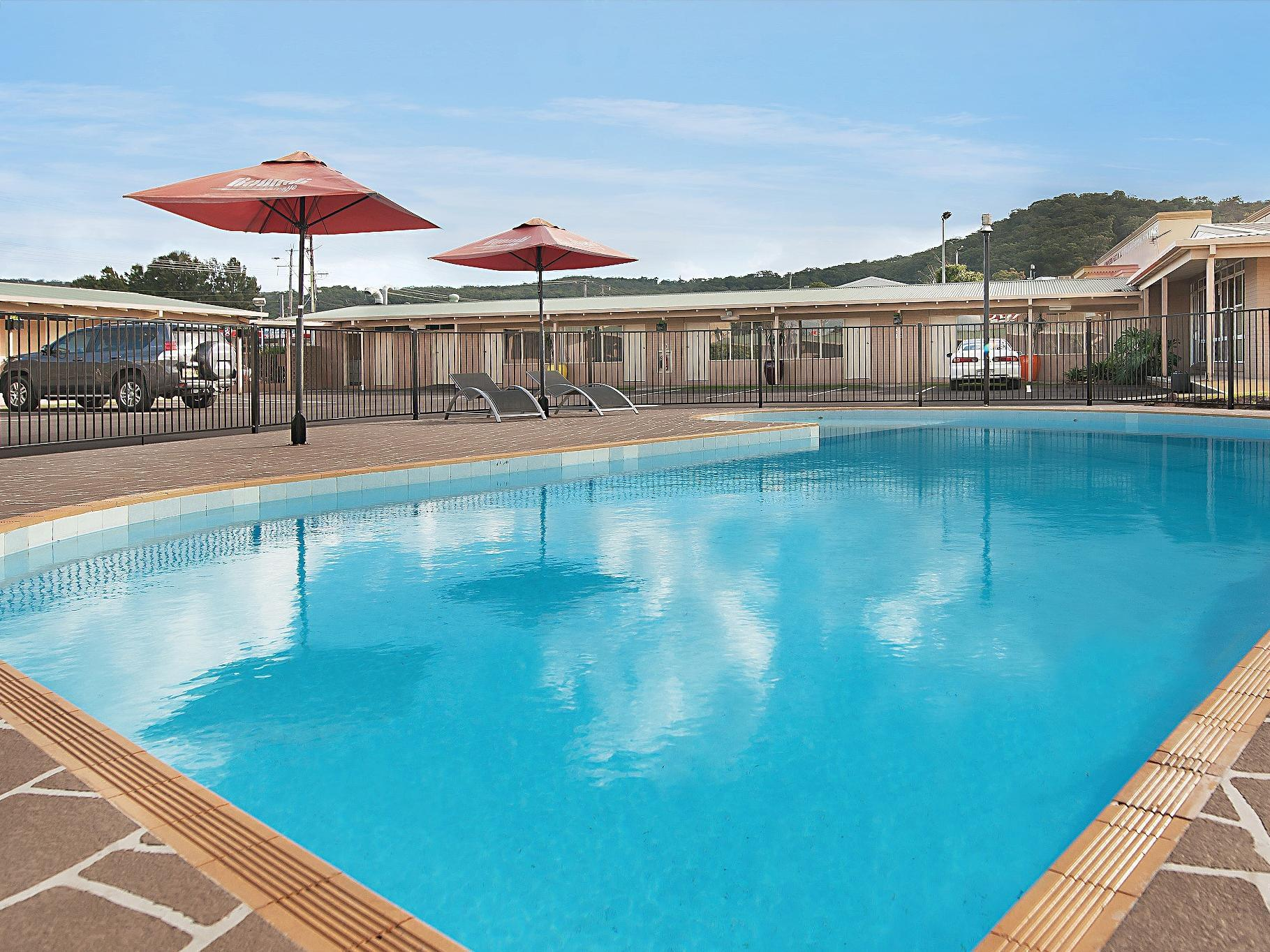 Ashwood Motel - Hotell och Boende i Australien , Central Coast