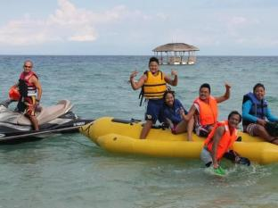 Island Garden Resort in Pangubatan דבאו - נוף