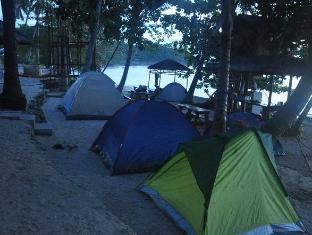 Island Garden Resort in Pangubatan Davao - Tent Area