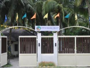 Island Garden Resort in Pangubatan Davao - Entrance