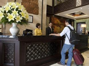 Golden Lotus Luxury Hotel Hanoi - Reception