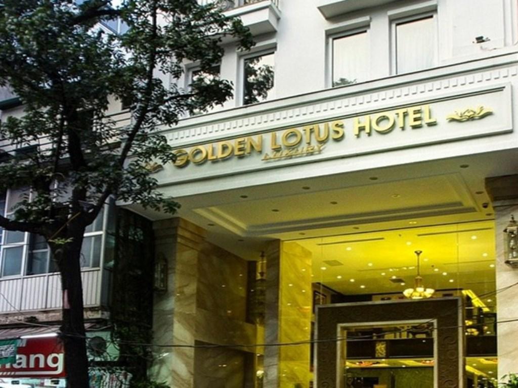 Hotell Golden Lotus Luxury Hotel