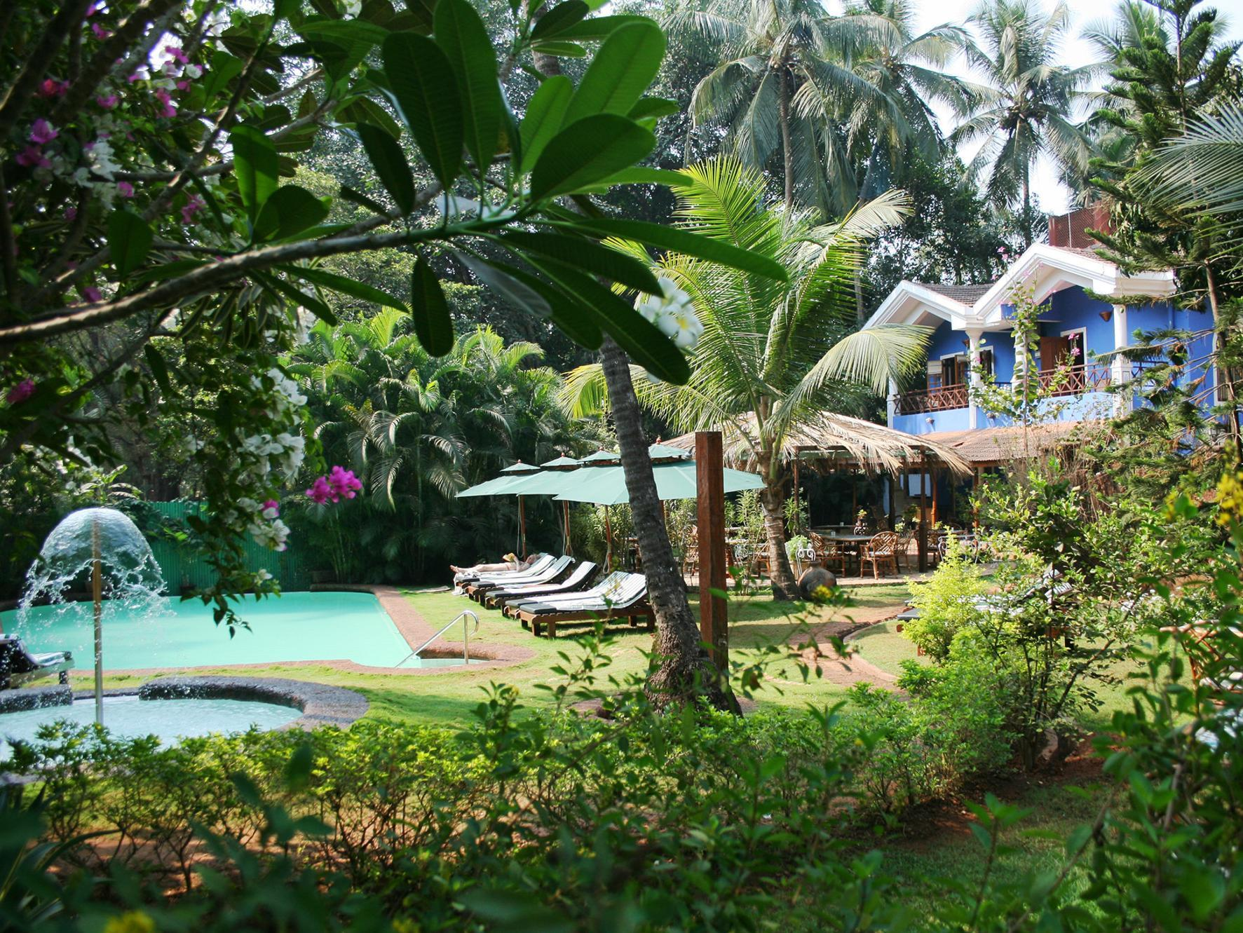 Presa Di Goa Country House North Goa