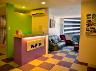 Hilik Boutique Hostel Manila - Reception