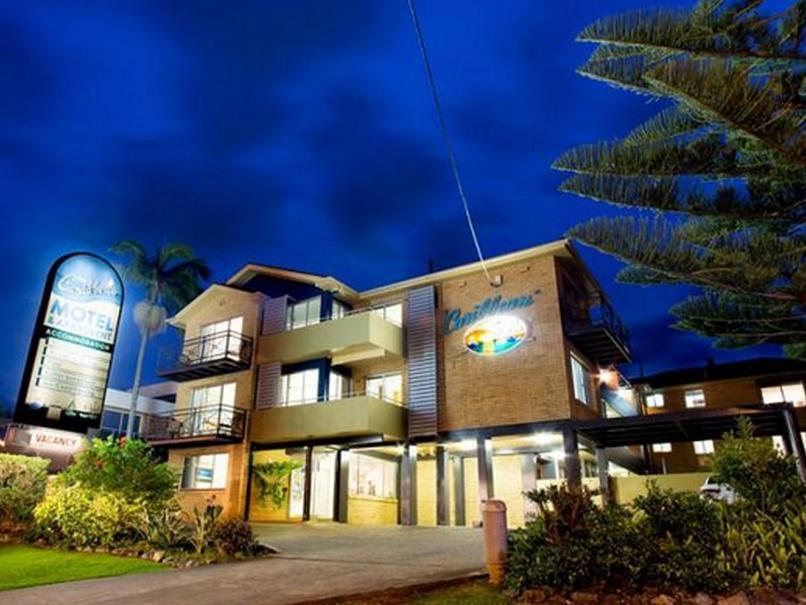 Caribbean Motel - Hotell och Boende i Australien , Coffs Harbour