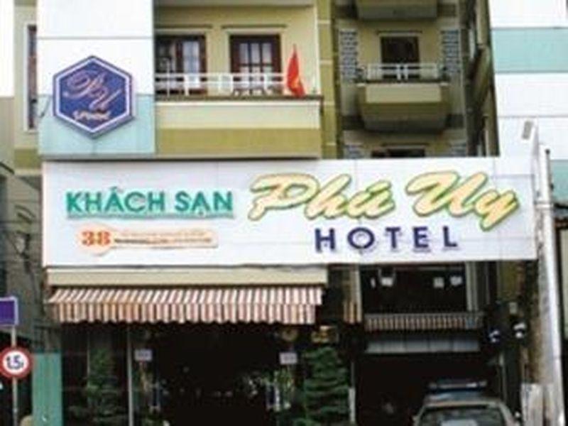 Phu Uy Hotel - Hotell och Boende i Vietnam , Can Tho