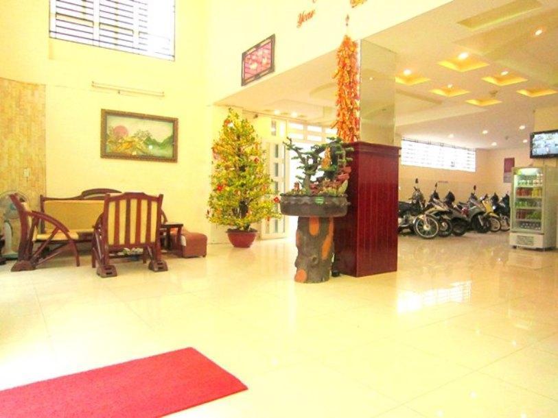 Nguyet Van Hotel - Hotell och Boende i Vietnam , Ho Chi Minh City