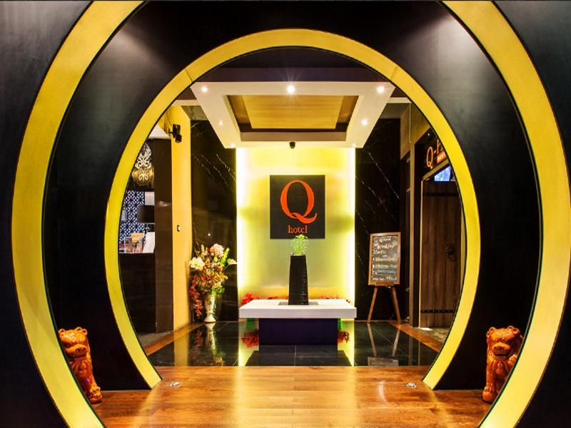 Q Hotel - Hotels and Accommodation in Thailand, Asia
