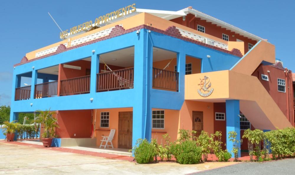 Nos Krusero Apartments - Hotell och Boende i Nederländska Antillerna i Centralamerika och Karibien
