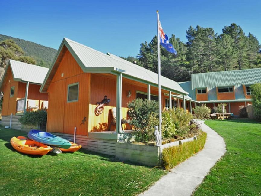 Tory Lodge - Hotels and Accommodation in New Zealand, Pacific Ocean And Australia