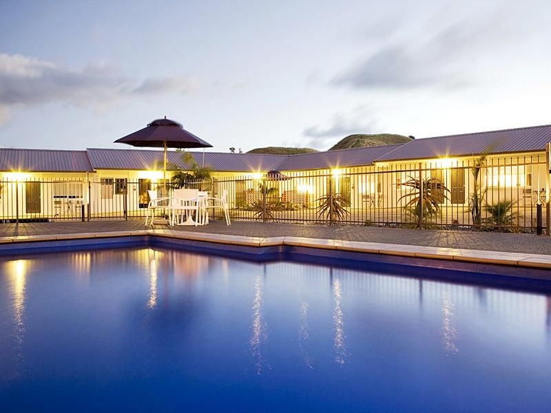 Motel Oasis - Hotels and Accommodation in New Zealand, Pacific Ocean And Australia