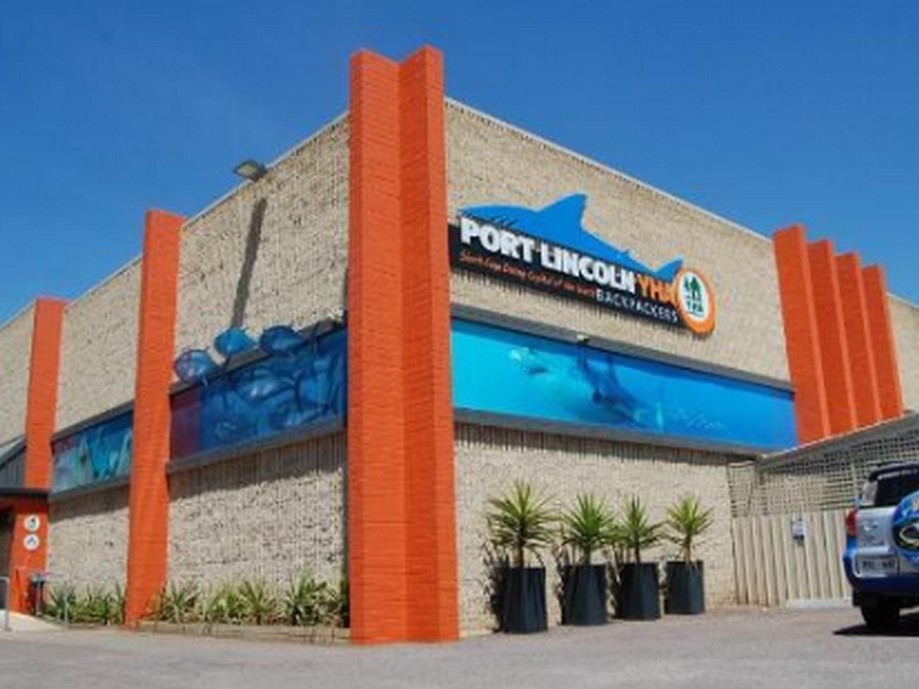 Port Lincoln YHA - Hotell och Boende i Australien , Port Lincoln