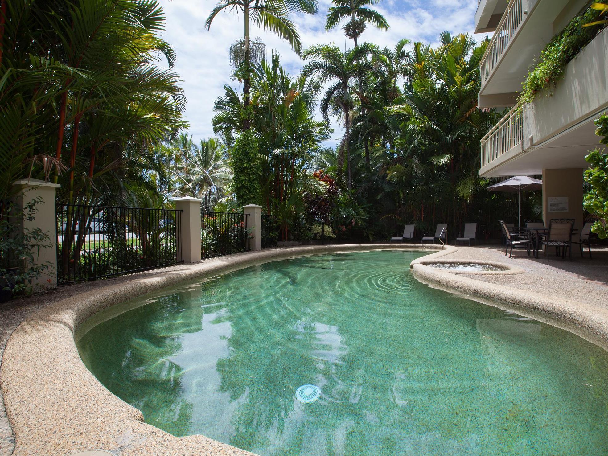 Seascape Holidays - Driftwood Mantaray Apartment 5 - Hotell och Boende i Australien , Port Douglas