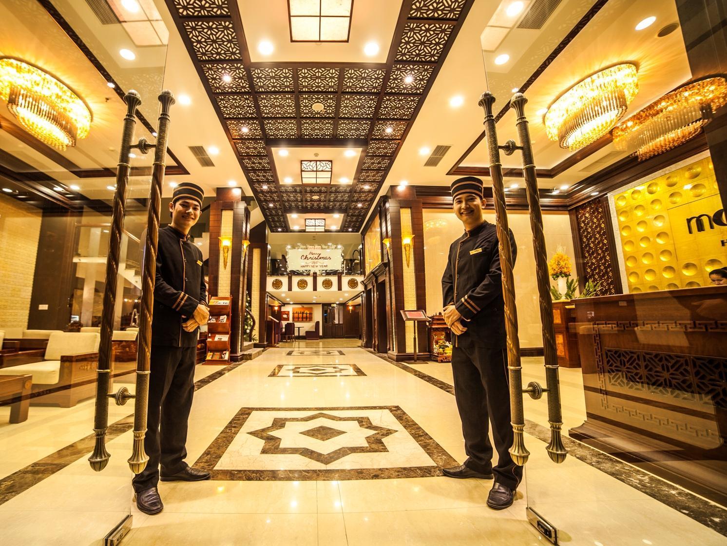 Moonlight Hotel Hue - Hotell och Boende i Vietnam , Hue
