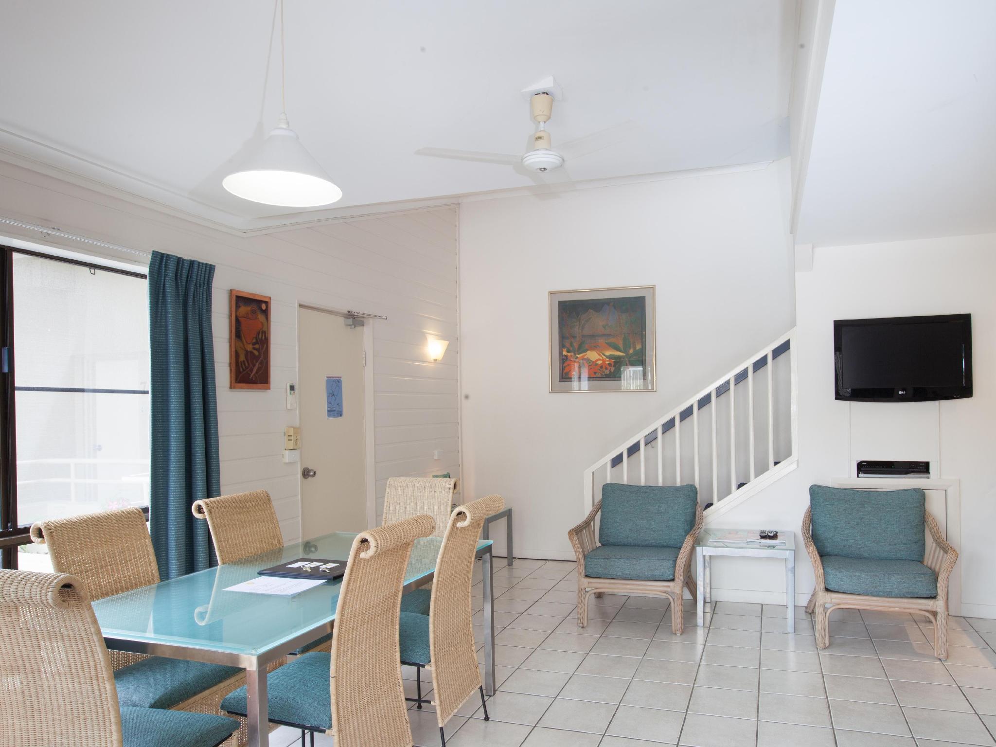 Seascape Holidays - Driftwood Mantaray Apartment 9 - Hotell och Boende i Australien , Port Douglas