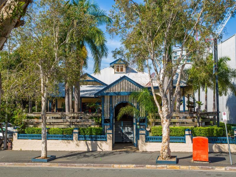 Brisbane Manor Hotel - Hotell och Boende i Australien , Brisbane