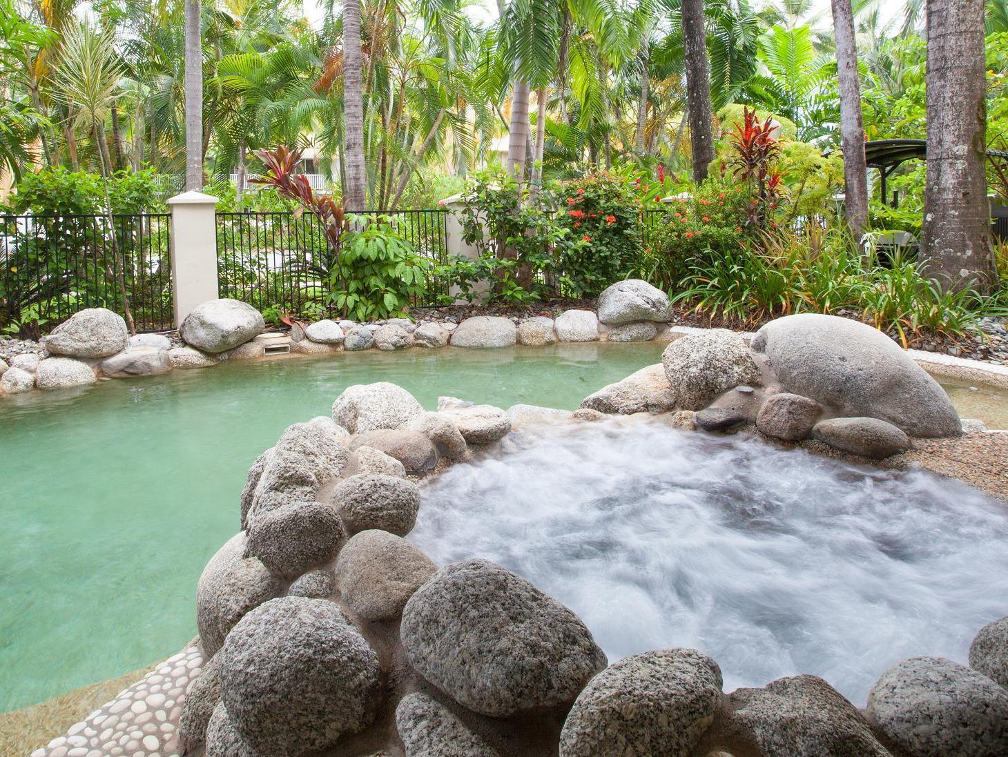 Seascape Holidays - Driftwood Mantaray Apartment 14 - Hotell och Boende i Australien , Port Douglas