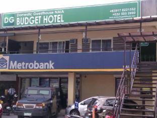 DG Budget Hotel NAIA Manila - Entrance