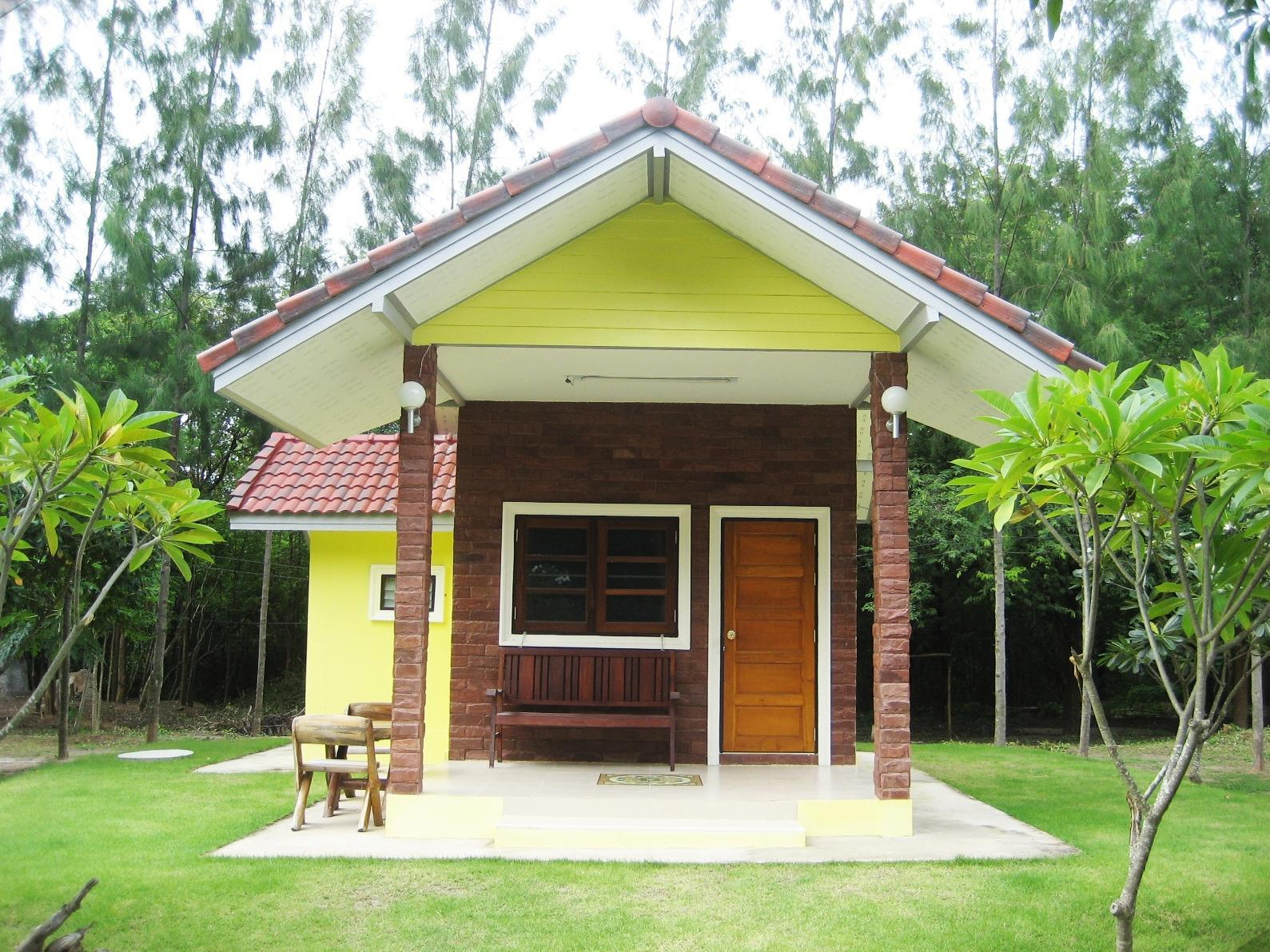 ทิวสน สวนผึ้ง รีสอร์ท : ที่พักสวนผึ้ง จ.ราชบุรี