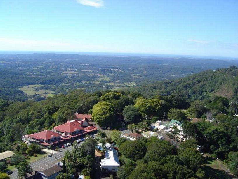 Montville Mountain Inn Resort - Hotell och Boende i Australien , Sunshine Coast