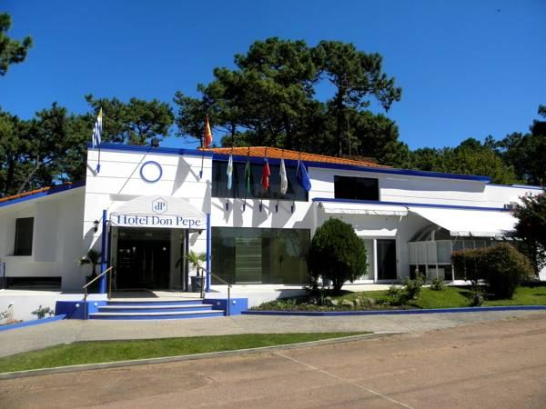 Parque Hotel Saint-Pierre - Ex Don Pepe - Hotels and Accommodation in Uruguay, South America