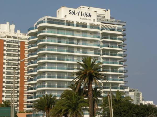 Sol y Luna Home & Spa - Hotell och Boende i Uruguay i Sydamerika