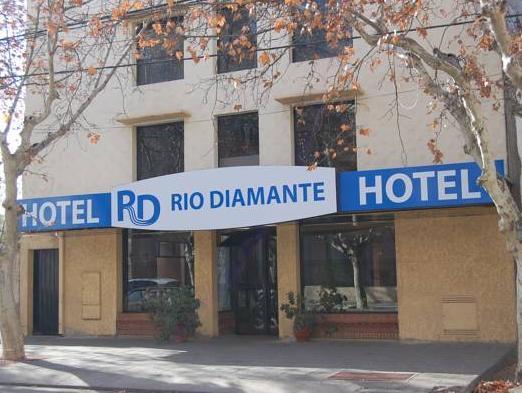 Hotel Rio Diamante - Hotell och Boende i Argentina i Sydamerika