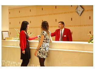 El Mouradi Hotel Tozeur - Reception