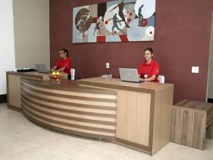 Ramada Riocentro Hotel Río de Janeiro - Recepción