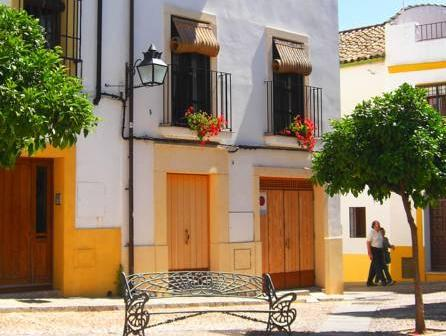 Apartamentos Los Patios de la Judería - Hotell och Boende i Argentina i Sydamerika