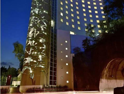 Hotel Comfort Inn Cd De Mexico Santa Fe