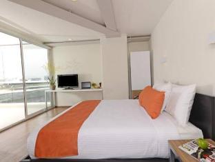 Hotel Comfort Inn Cd De Mexico Santa Fe Mexico - Chambre