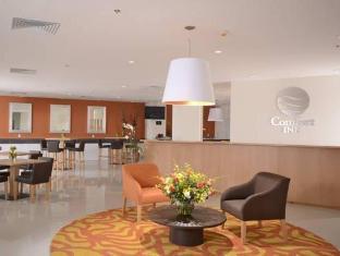 Hotel Comfort Inn Cd De Mexico Santa Fe Mexico - Vestibule