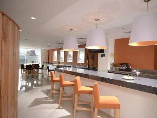 Hotel Comfort Inn Cd De Mexico Santa Fe Mexico - Pub/salon
