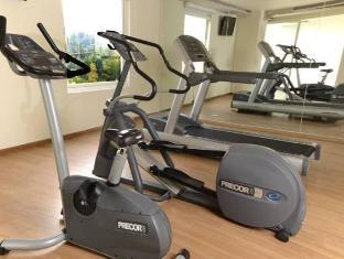 Hotel Comfort Inn Cd De Mexico Santa Fe Mexico - Salle de fitness