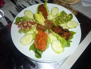 Riad la Parenthese Marrakech - Restaurang