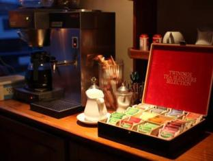 Hotelboot Angeline Amsterdam - Coffee Shop/Cafe