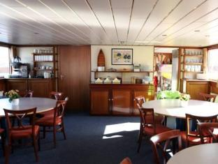 Hotelboot Angeline Amsterdam - Interior