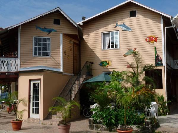 Hotel Posada Isla Chica - Hotell och Boende i Panama i Centralamerika och Karibien