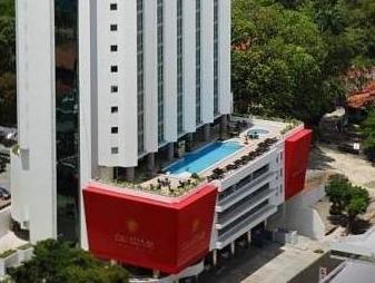 Marriott Executive Apartments Panama City, Finisterre - Hotell och Boende i Panama i Centralamerika och Karibien